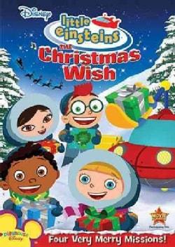 Disney Little Einsteins: The Christmas Wish (DVD)