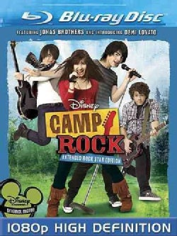 Camp Rock (Blu-ray Disc)