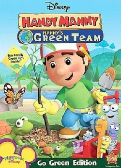 Handy Manny: Manny's Green Team (DVD)