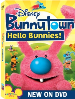 Bunnytown: Hello Bunnies (DVD)