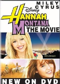 Hannah Montana: The Movie (DVD)