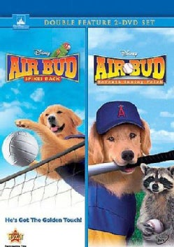 Air Bud: Spikes Back/Air Bud: Seventh Inning Fetch (DVD)