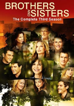 Brothers & Sisters: The Complete Third Season (DVD)