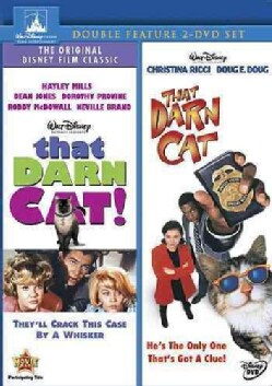 That Darn Cat! ('65)/That Darn Cat! ('97) (DVD)