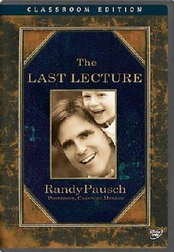 The Last Lecture (DVD)