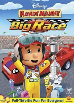 Handy Manny: Manny's Big Race (DVD)