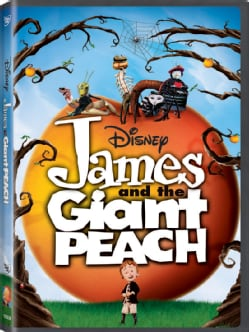 James And The Giant Peach (DVD)