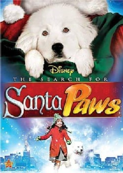 The Search For Santa Paws (DVD)