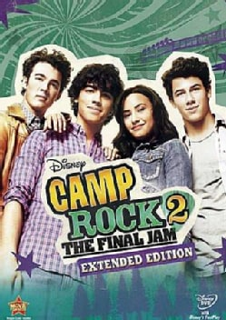 Camp Rock 2: The Final Jam (Extended Edition) (DVD)