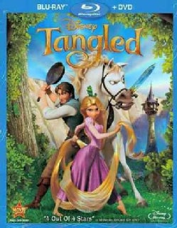 Tangled (Blu-ray/DVD)
