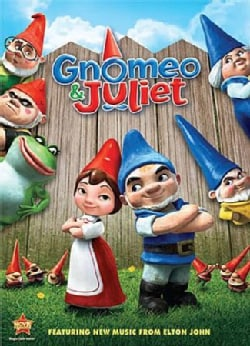 Gnomeo And Juliet (DVD)
