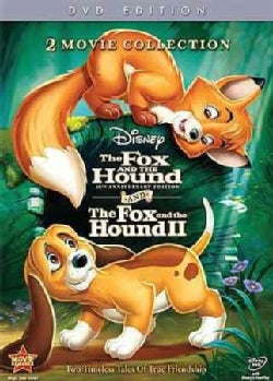 The Fox And The Hound (30th Anniversary Edition) (DVD)