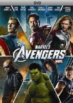 Marvel's The Avengers (DVD)