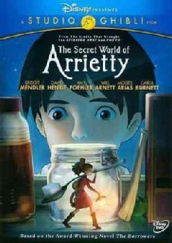 The Secret World Of Arrietty (DVD)