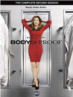 Body Of Proof: The Complete Second Season (DVD)