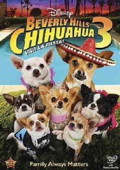 Beverly Hills Chihuahua 3 (DVD)