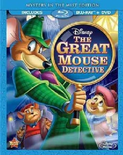 The Great Mouse Detective (Special Edition) (Blu-ray Disc)