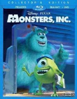Monsters Inc. (Blu-ray/DVD)