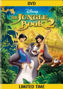 The Jungle Book 2 (DVD)