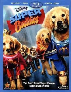 Super Buddies (Blu-ray/DVD)