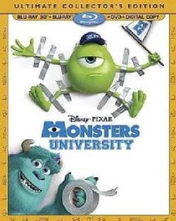 Monsters University 3D (Blu-ray/DVD)