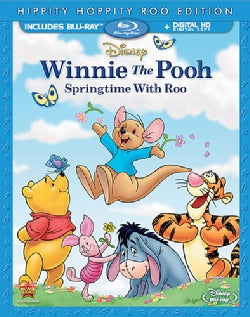 Winnie the Pooh: Springtime with Roo (Blu-ray Disc)