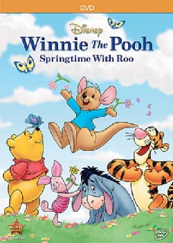 Winnie the Pooh: Springtime with Roo (DVD)