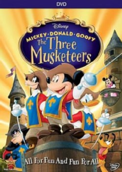 Mickey, Donald, Goofy: The Three Musketeers 10th Anniversary Edition (DVD)