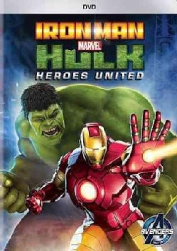 Iron Man And Hulk: Heroes United (DVD)