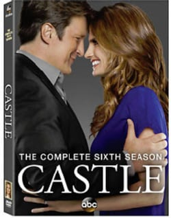 Castle: The Complete Sixth Season (DVD)
