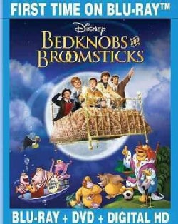 Bedknobs And Broomsticks (Special Edition) (Blu-ray/DVD)
