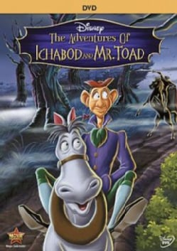 The Adventures Of Ichabod & Mr. Toad (Special Edition) (DVD)