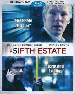 The Fifth Estate (Blu-ray/DVD)