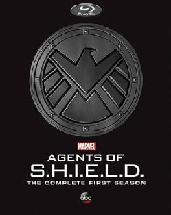 Agents Of S.H.I.E.L.D: The Complete First Season (Blu-ray Disc)