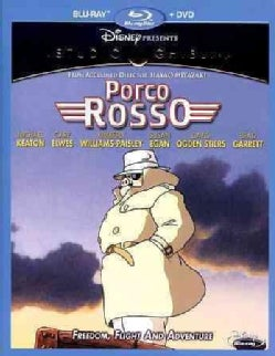 Porco Rosso (Blu-ray/DVD)
