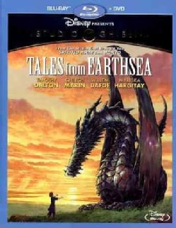 Tales From Earthsea (Blu-ray/DVD)