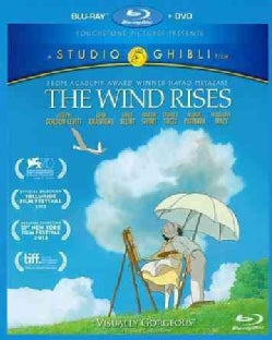 The Wind Rises (Blu-ray/DVD)