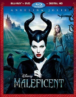 Maleficent (Blu-ray/DVD)