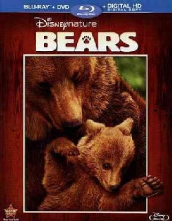 Disneynature's Bears (Blu-ray/DVD)