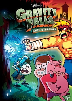 Gravity Falls: Even Stranger (DVD)