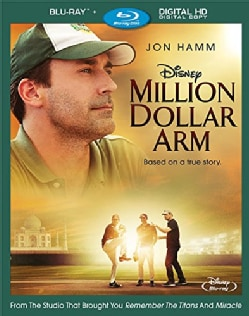 Million Dollar Arm (Blu-ray Disc)