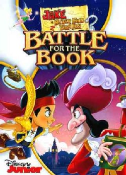 Jake And The Never Land Pirates: Battle For The Book (DVD)