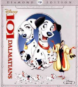 101 Dalmatians (Diamond Edition) (Blu-ray/DVD)