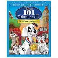 101 Dalmatians II: Patch's London Adventure (Special Edition) (Blu-ray/DVD)