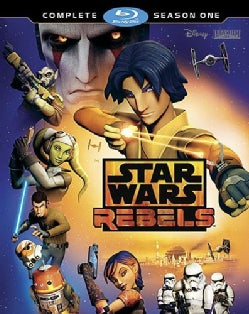 Star Wars Rebels: Complete Season 1 (Blu-ray Disc)