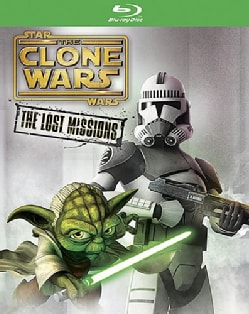 Star Wars: The Clone Wars: The Lost Missions (Blu-ray Disc)