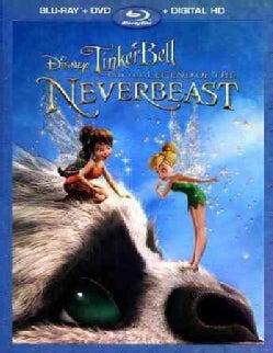 Tinker Bell: Legend Of The Neverbeast (Blu-ray/DVD)