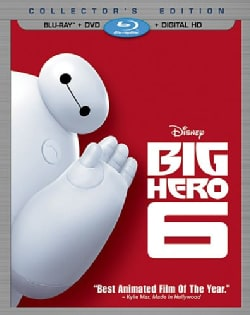 Big Hero 6 (Blu-ray/DVD)