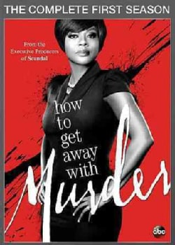 How To Get Away With Murder: The Complete First Season (DVD)
