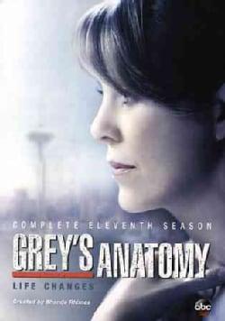 Grey's Anatomy: Season 11 (DVD)